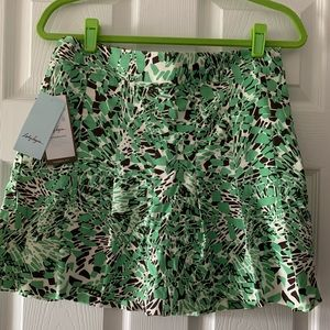 Lady Hagen Golf Skort Size 6 in Zephr Green